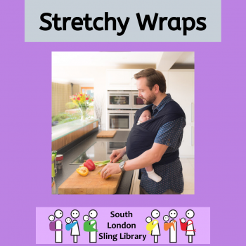 vBook Cover - All About Stretchy Wraps
